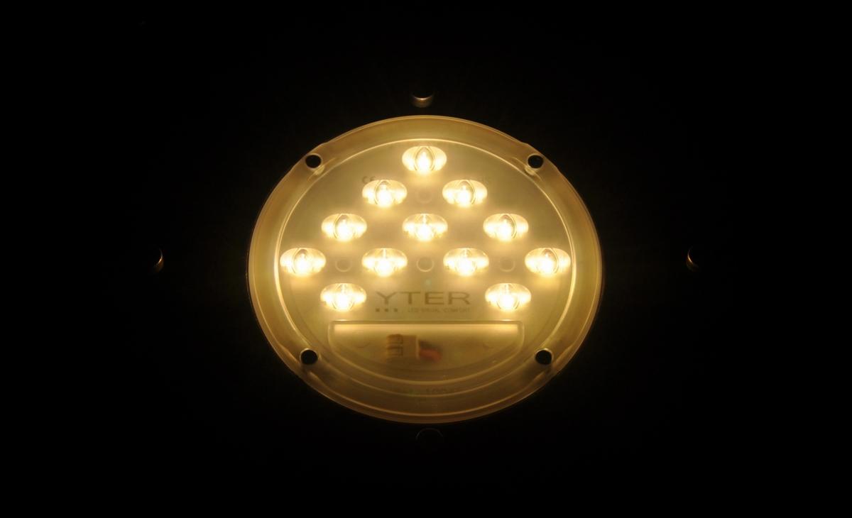 Fotometria led IESNA M3EA Made in Spain