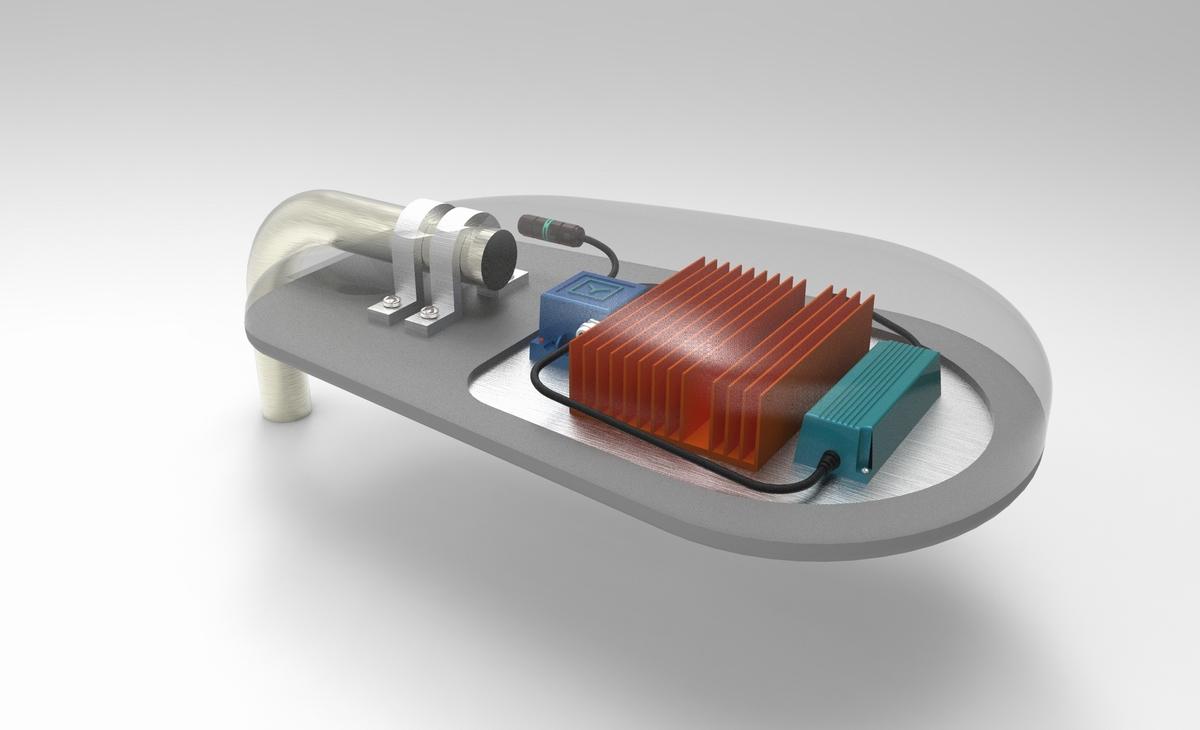 Kit relamping iluminación farola led