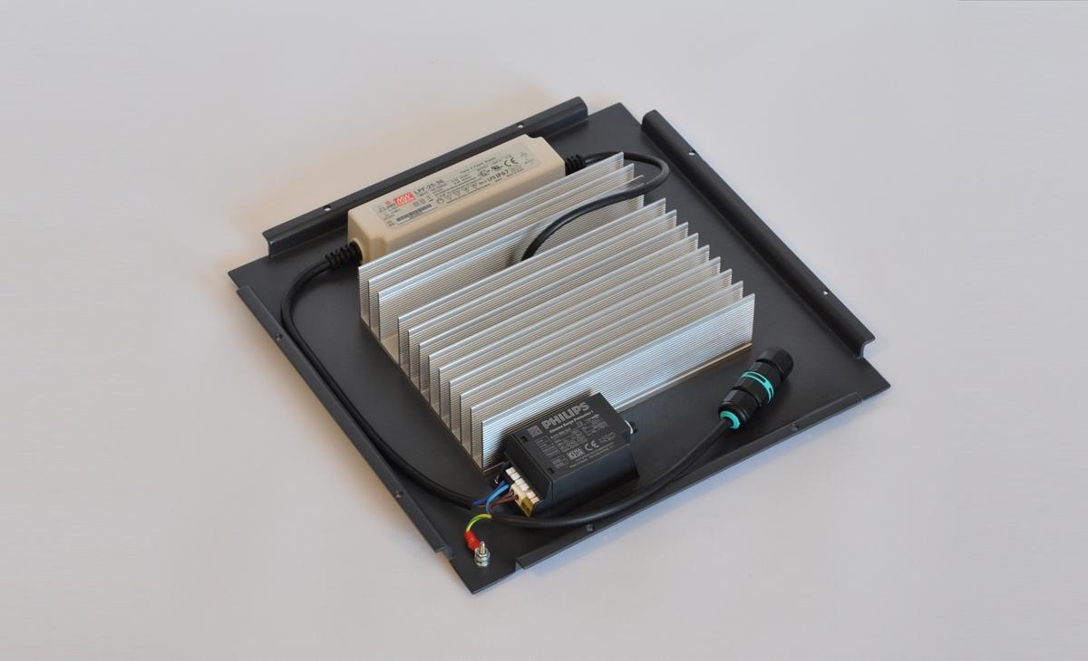 Módulo retrofit relamping led farolas