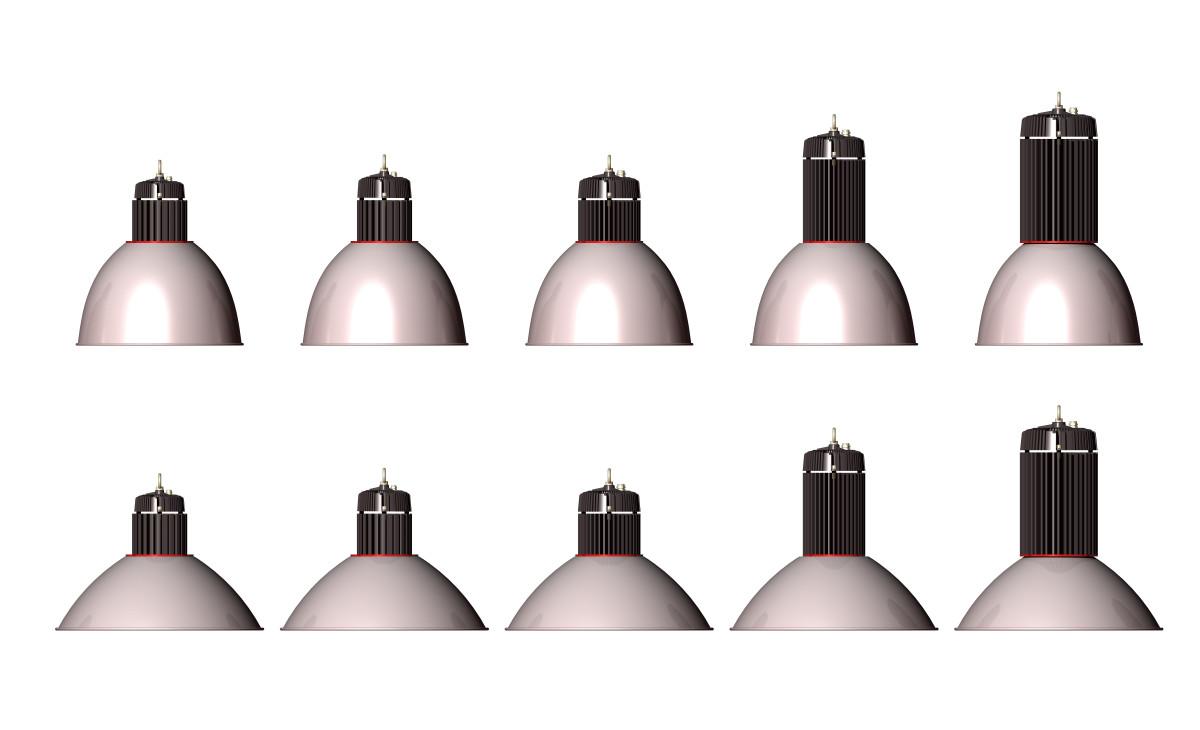 Led Made in Spain iluminación naves
