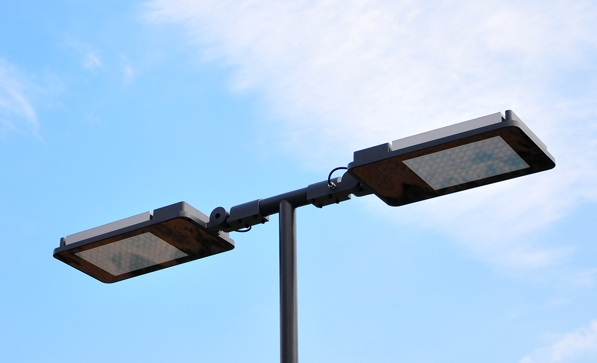 Yter Street lighting farola proyector led